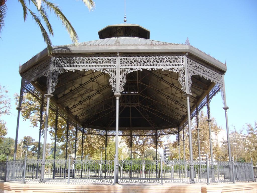 Templete en Jerez de la Frontera